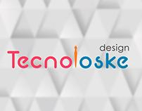 Logotipo Tecnoloske Design