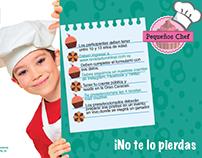 Promoción para Concurso Infantil de la Revista Dominica