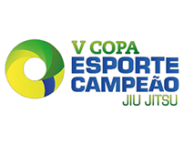 Identidade Copa Esporte Campeão de Jiu Jitsu