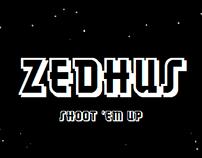 Ilustrações Game Zedhus