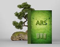 Diseño Tríptico - Asociación de Residuos Sólidos