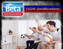 Umidificadores Catálogo - BETA