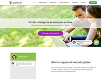 LikeParrot - redesign