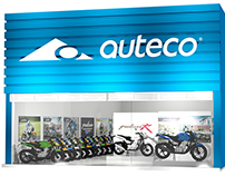 Local conceptual design AUTECO