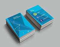 Business card/Tarjeta personal de negocios