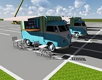 Estadio Itaquerão Food Truck Event
