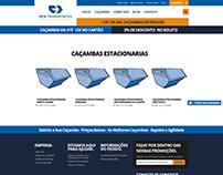 Aluguel de Caçambas Online - PCS Transportes