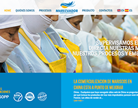 MarEcuador Website