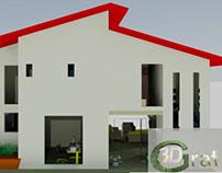 8. Casa de campo