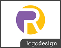 Reação | Logo Design