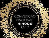 Convenção Nacional Hinode - 2016