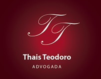 Business Card - Thais Teodoro