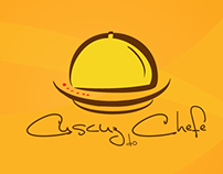 Logomarca & Carro - Cuscuz do Chefe
