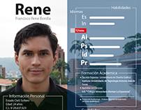 CV | Rene Bonilla