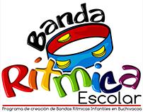Logo Banda Rítmica Escolar Buchivacoa.