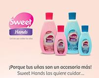 Sweet Hands (copywrite) Tus uñas son un accesorio más
