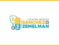 Creación de Marca | Centro Medico S&Z | Identidad