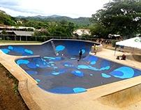 Artes para Skatepark Villareal