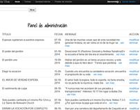 PHP ABM O CRUD