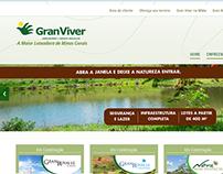 Site Gran Viver - Incorporadora Imobiliária
