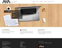 AKA Tecnologia Website