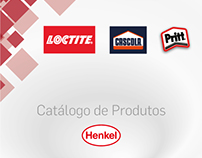 Catálogo de Produtos Henkel - 2016