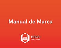 Manual de Marca - BERSI Design & Ilustração