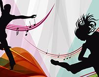 Poster - Mostra de dança
