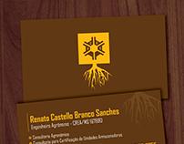 Logotipo + Cartão de Visita