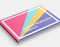 Editorial Design - Guia de produção Gráfica