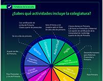 Infogram / Centro Escolar Emeritense