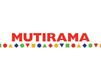 Projeto de Sinalização e Ambientação - Mutirama