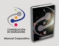 """Manual Corporativo """"Constelación de Diseñadores"""""""