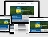 Furriela Advogados - Site feito em Wordpress.