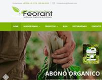 Proyecto Sitio Web Feorant
