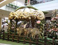 Domo Centro Comercial Santa Fé