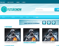 Tema Wordpress - Futuronow