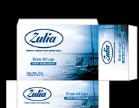 Empaque / Linea de Productos - Jabones Zulia