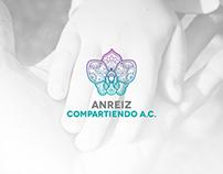 Logo Anreiz Compartiendo A.C.