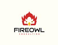 Fire Owl Logo