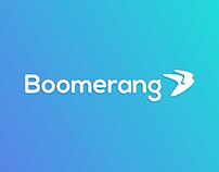 Boomerang App Project