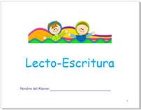 Páginas de lecto-escritura para colegio de Guanajuato.