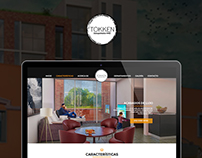Tokken | Identity + Website + Campaign +Social Media