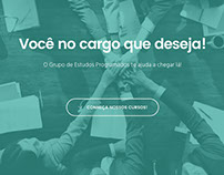 GEP concursos - wordpress