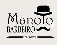 Promocional Catarse - Manolo Barbeiro