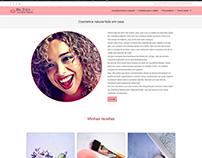 Meu diario de cosmética natural (Brasil)