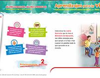 Fascículo Aprendizajes para la vida 1.
