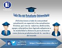 Tarjeta de Felicitación para estudiantes