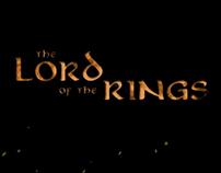 Animación e Ilustración - The Lord of the Rings