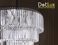 Anúncio Revista - DotLux Design em Iluminação